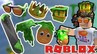 Roblox Slime Event | HƯỚNG DẪN LẤY FULL ITEM EVENT - Roblox Kids' Choice Awards | KiA Phạm