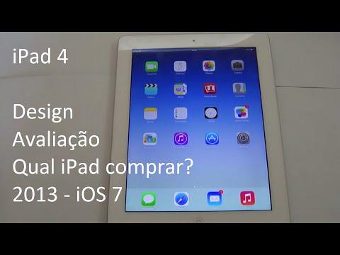 iPad 4: Avaliação e qual iPad comprar