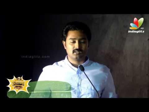 Kalyana Samayal Saadham Press Meet   Prasanna, Lekha Washington   Tamil Movie   Songs
