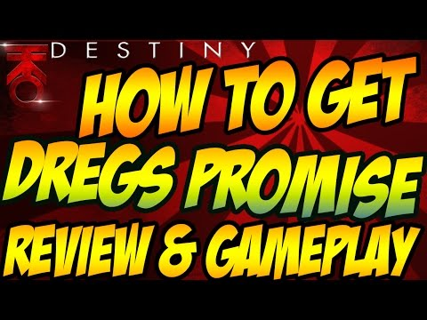 How to get dregs promise bounty review gameplay