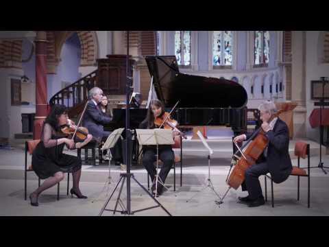 The Zoffany Ensemble - Mozart's Piano Quartet in G Minor