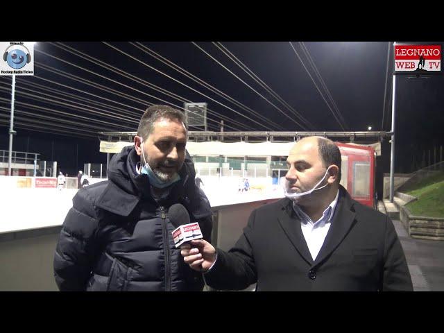 Legnano Web TV Presenta Hockey Club Rivers