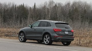 Video Test Drive: 2014 Audi Q5 TDI Quattro