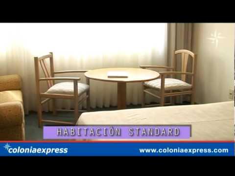 Colonia Express - Hotel Embajador en Montevideo