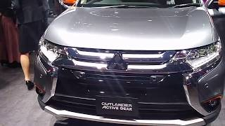 In Depth Tour Mitsubishi Outlander 3rd Gen Facelift Active Gear JDM - Indonesia