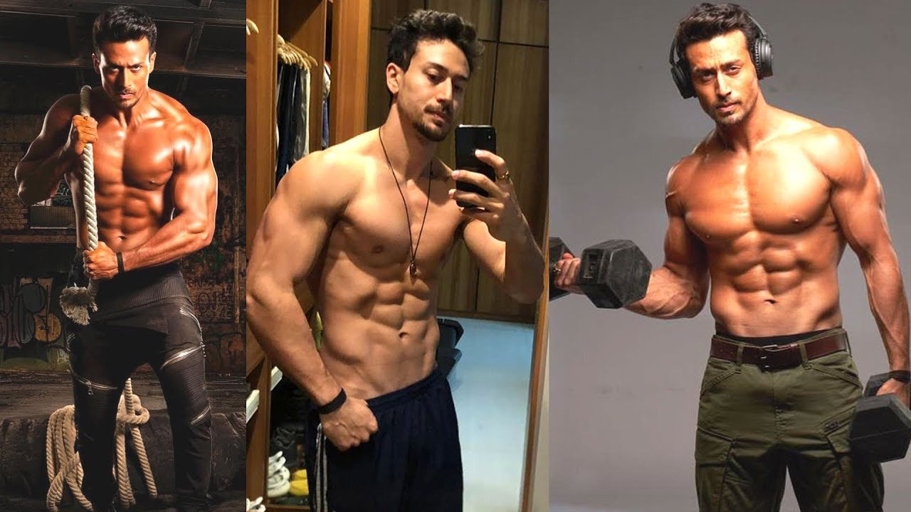 Tiger Shroff Hardcore Gym Workout For Baaghi 3 - YouTube