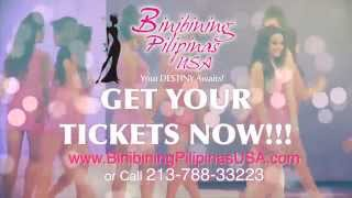 Binibining Pilipinas USA 2014 Coronation Night - Buy Your Tickets Now!
