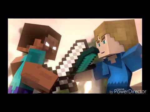 Bizim hikaye Minecraft (klip)