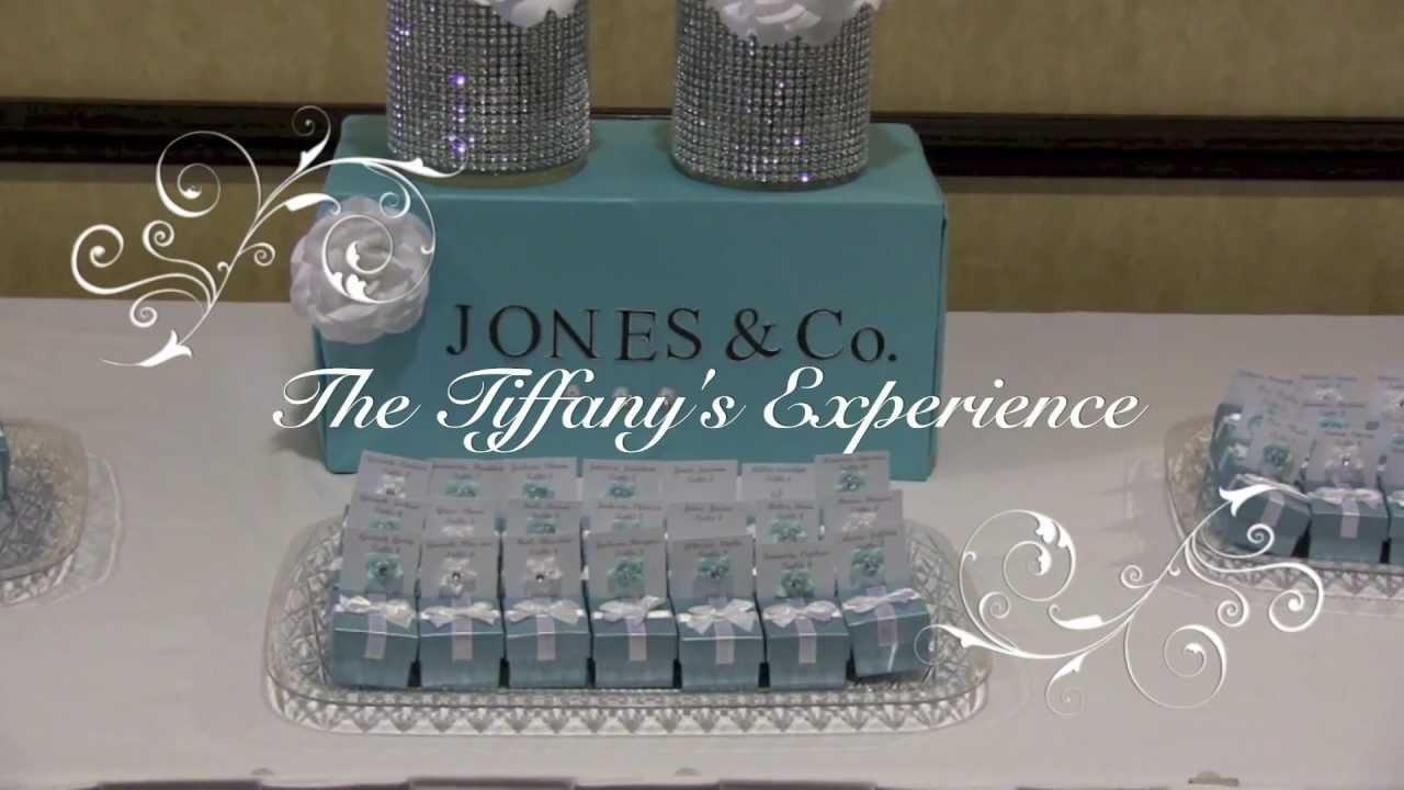 Tiffany Blue Themed Wedding Youtube