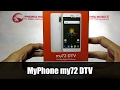 Myphone My72 DTV Specification