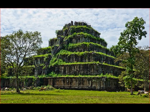 Visiting Koh Ker Temple, A Remote Archaeological Site in Northern Cambodia