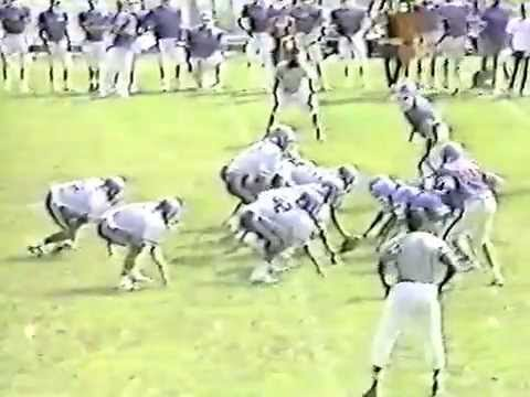 Korea Football 1988 Giants vs Colts AND Giants vs Raiders Part 1 of 4