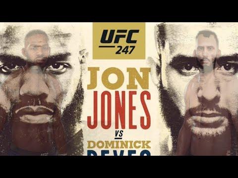 UFC 247: JON JONES vs DOMINICK REYEZ 2K20 | EA SPORTS UFC 3