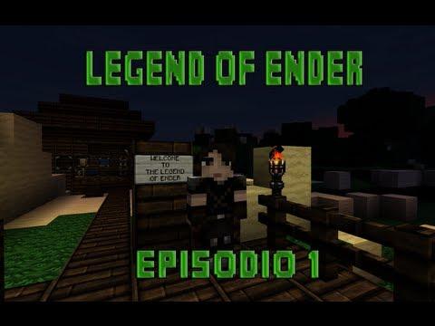 Legend of Ender - Willyrex y sTaXx - Episodio 1