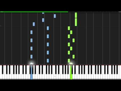 Goodbye - Hachiko [Piano Tutorial] (Synthesia)