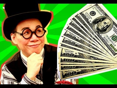 สอนมายากลแบงค์ คนดูตรวจได้! Money Tricks Tutorial