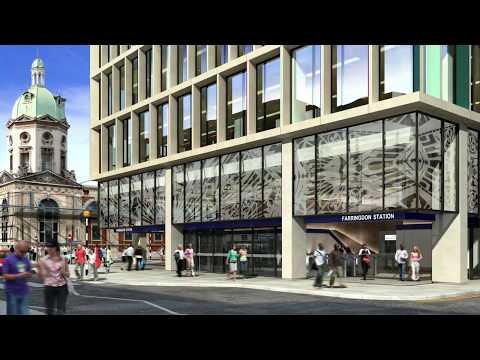 Crossrail Art Programme: Farringdon station artwork proposal
