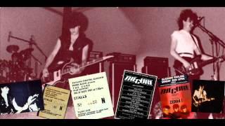 The Cure - a short term effect, 14' Explicits moments tour 1982