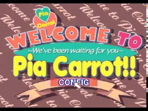 [PC-FX] Welcome To Pia Carrot ! Pia Carrot E Youkoso!! Pia♥キャロットへようこそ!! - Longplay - Part 1