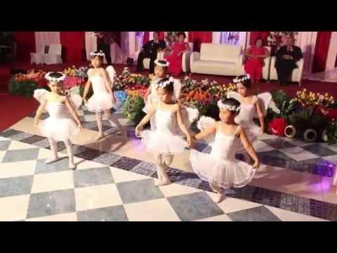 Callosa Ballet - Beautiful In White