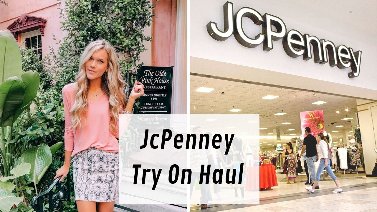 [VIDEO] – 10 Affordable Fall Outfit Ideas | JcPenney Try On 2019