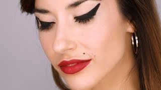 THE ULTIMATE AMY WINEHOUSE MAKEUP TUTORIAL with Guest Artist Valli OReilly