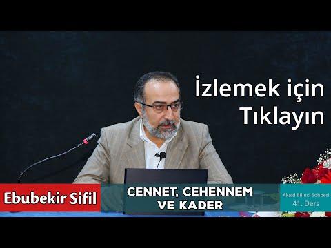 #39: Ebubekir Sifil - Cennet, Cehennem ve Kader