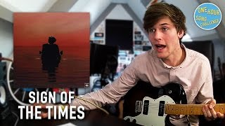 Sign Of The Times - Harry Styles | One Hour Song Challenge