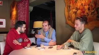 Un cafè amb Carles Ordiales: