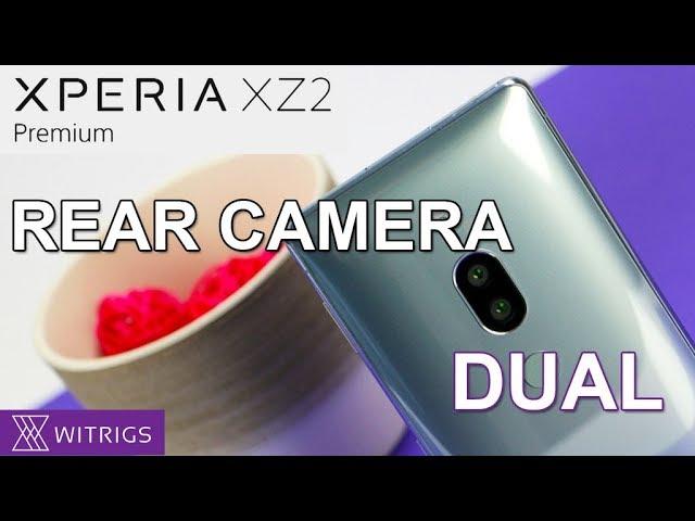 Sony Xperia XZ2 Premium - Rear Camera Repair