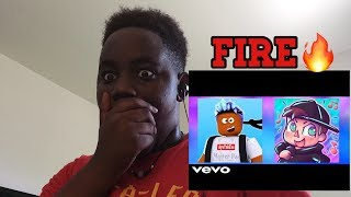 "Reacting To AyeYahZee - Lil Pump ""ESSKEETIT"" ROBLOX SONG! ft. VuxVux"