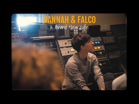 Hannah & Falco - A Brand New Life (Official Music Video)