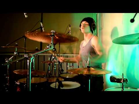 MaNga - We Could Be the Same (drum cover by Karl Kristian Alasi)