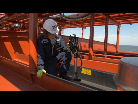 Maritime Training: Inert Gas