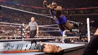 16 painful moves on the ring apron: WWE Fury