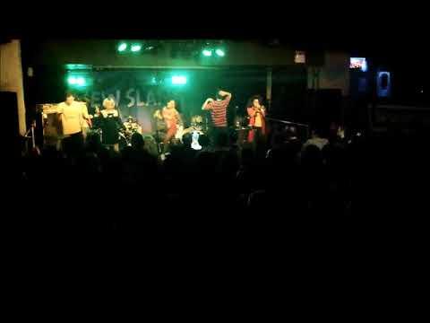 The Go Team - Semicircle Song - at New Slang, Kingston