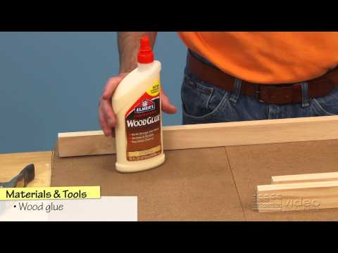 Family Train Layout: episode 1 – building the frame