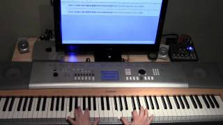 How to Play Turn Loose The Mermaids by Nightwish: Piano Tutorial
