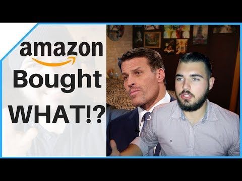 Amazon Bought Crypto Domains | Tony Robins Saved Me A TON of money | F*ck it Friday Livestream