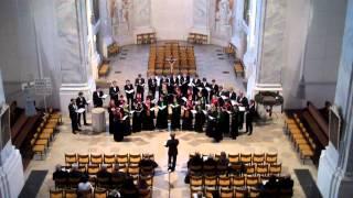 B. Britten: A Boy was born op. 3 - Kammerchor Hochschule für Musik FRANZ LISZT Weimar
