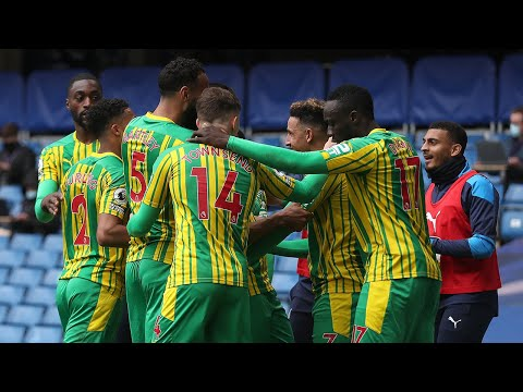 Chelsea v West Bromwich Albion highlights
