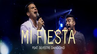 Alex Campos - Mi fiesta feat. Silvestre Dangond - Derroche de amor (HD) 2016