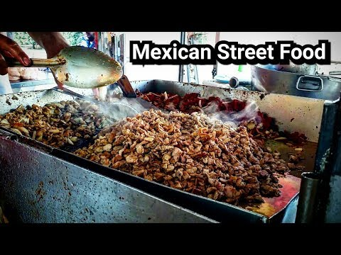 Delicious Mexican Street Foods