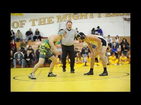 Easy High School's Elijah Benavidez vs Pueblo County High School's Mason Mooring