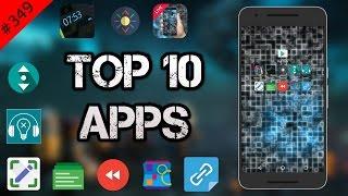 #349 TOP 10 BEST APPS - Torchie Screen Matrix