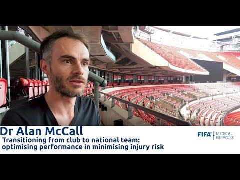 FIFA Medical Network   Dr Alan McCall