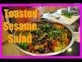 Low Fat Stir Fry Salad Recipe (vegan)