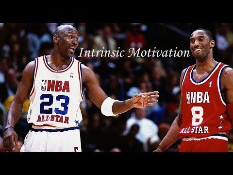 Michael Jordan & Kobe Bryant | Intrinsic Motivation