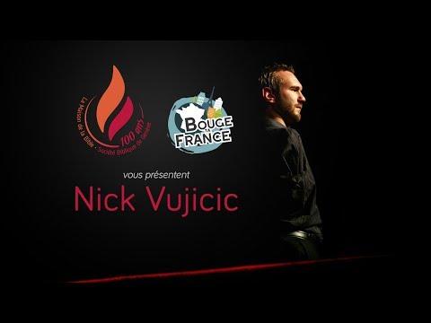 Nick Vujicic Le Havre 14 Juillet 2017