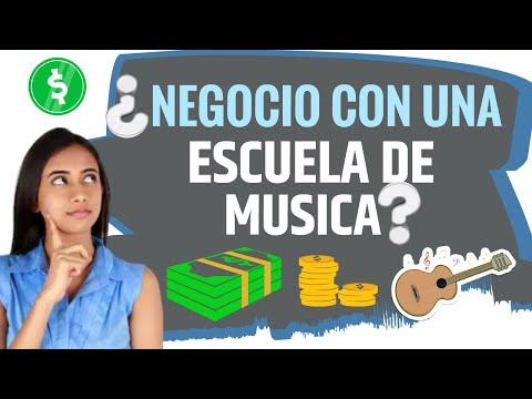Como Poner una Escuela de Musica - Guia de Negocio para Escuela de Musica